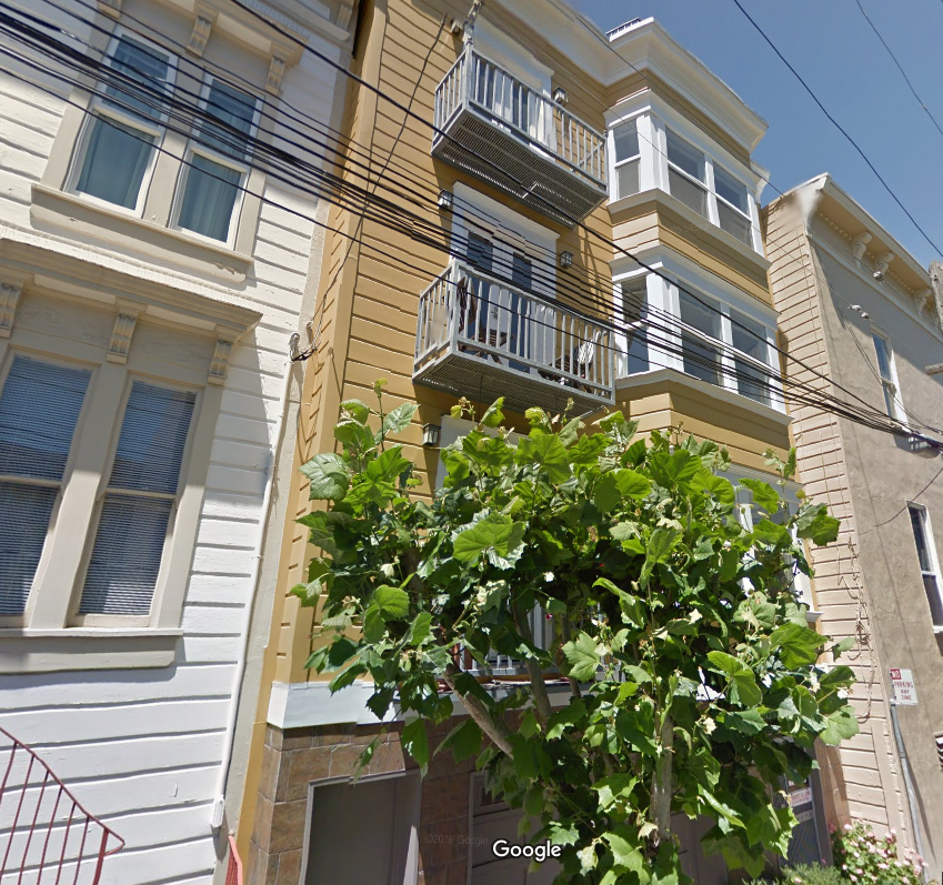 Sold: 508A Linden Street #1