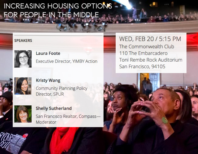 Increasing Housing Options For People In The Middle | February Event