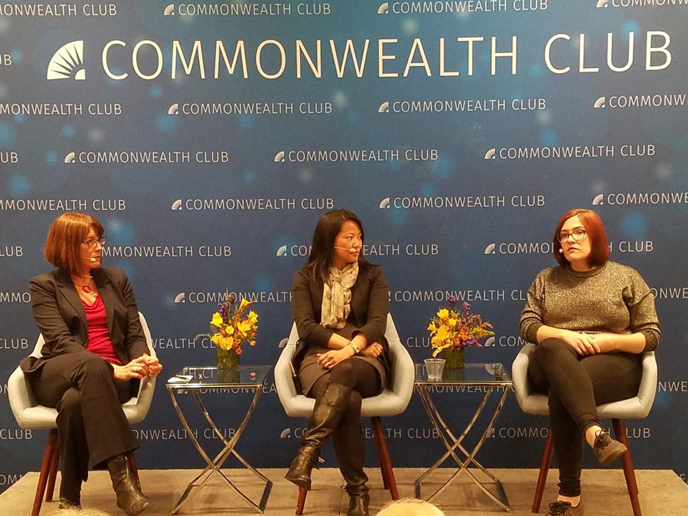 Commonwealth Club Event